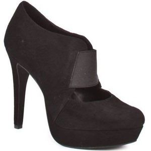 Jessica Simpson • Kingsly Suede Booties Black